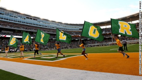 Texas Rangers investigate Baylor's handling of sexual assault cases