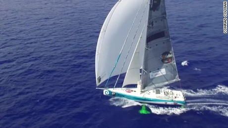 Mainsail: The 2016-2017 Vendée Globe