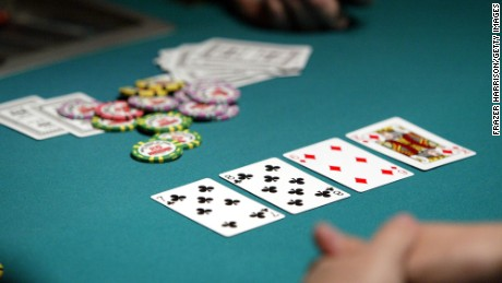 A computer's newfound 'intuition' beats world poker champs