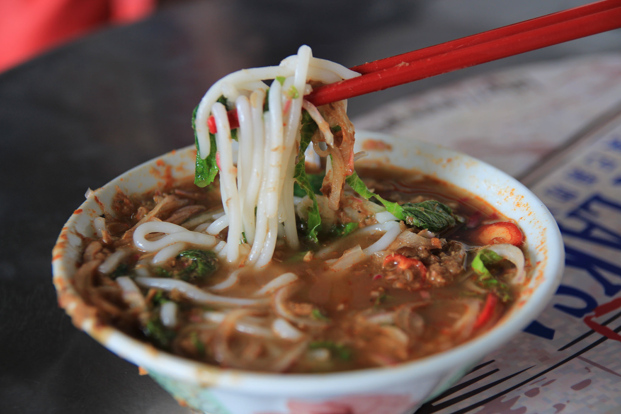 Asam laksa wins 7th place in CNN Travel list