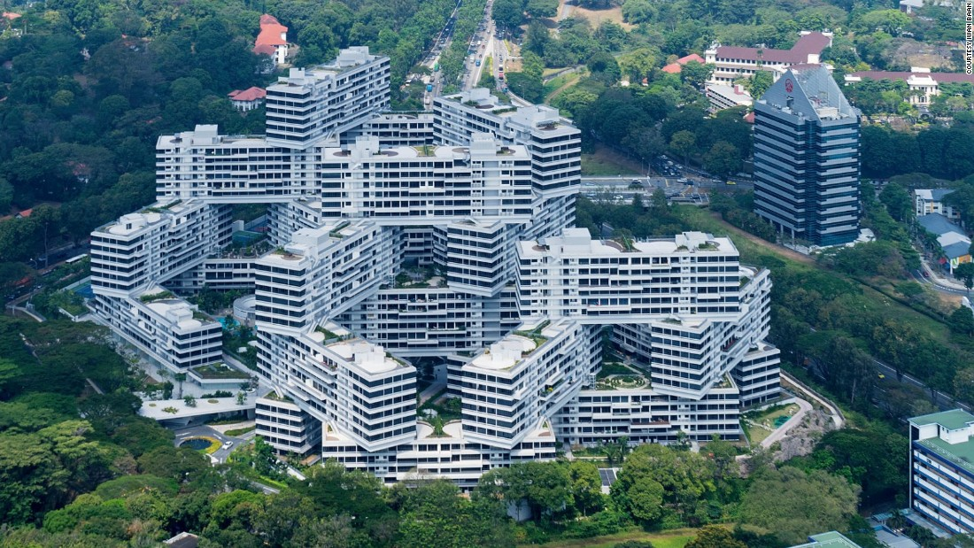 Innovative Designs For Communal Living CNN Style Mesmerizing Apartment Architecture Design