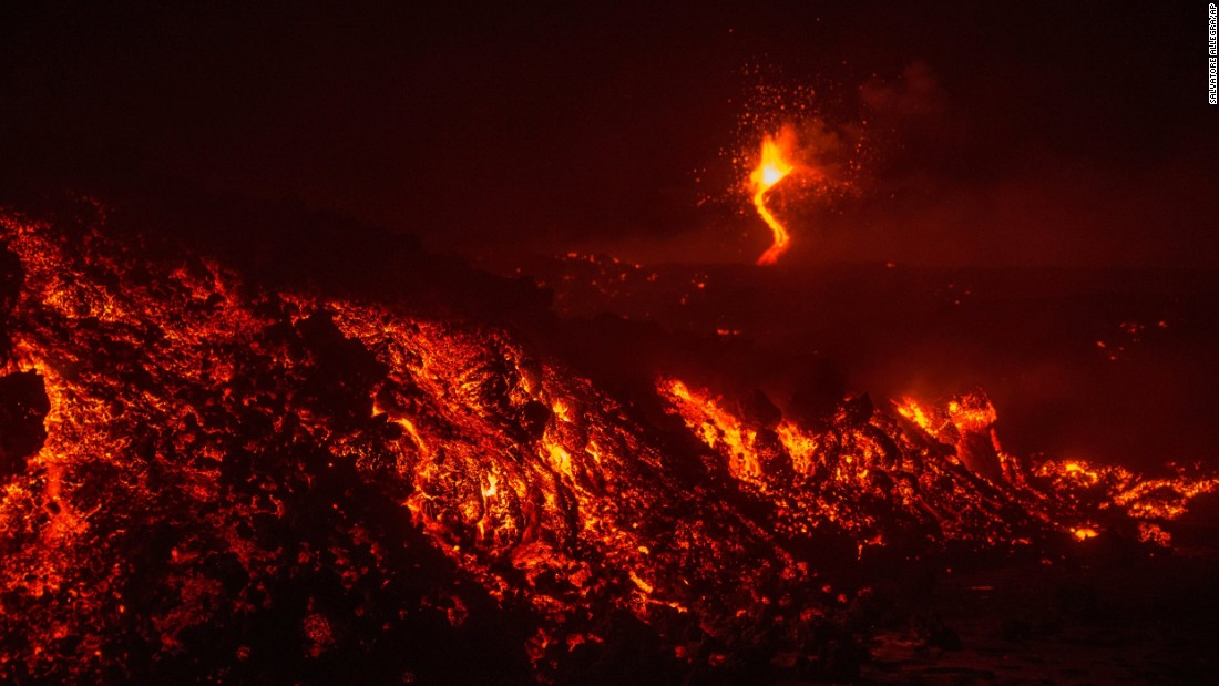"Mount Etna, Europe's most active volcano, <a href=""http://www.cnn.com/videos/world/2017/03/01/mount-etna-lava-erupt-volcano-orig-vstan.cnn"" target=""_blank"">spews lava</a> near Catania, Italy, on Tuesday, February 28. The eruption did not endanger the public."