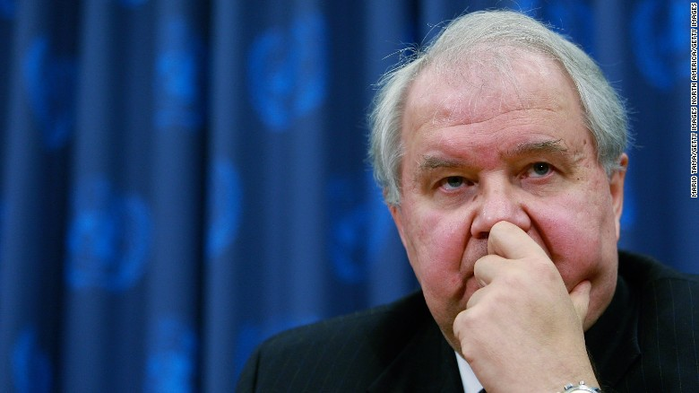 What to know about Sergey Kislyak