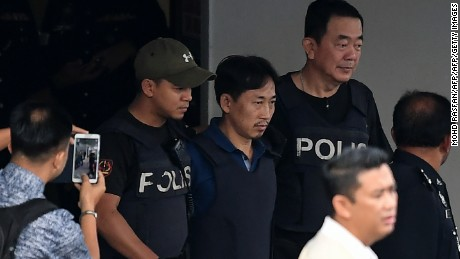 Kim Jong Nam: Arrest warrant issued for North Korean airline worker