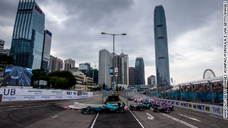 Formula E's magical destinations