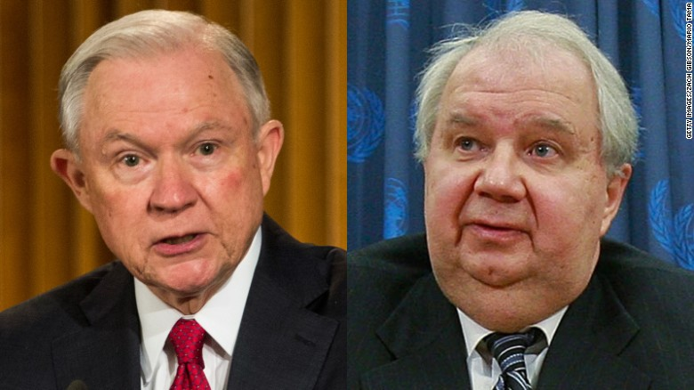 WaPo: Sessions discussed Trump campaign with Russian Ambassador Kislyak
