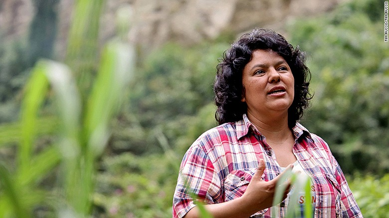 Activist Berta Caceres Legacy Will Live On