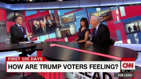 how are trump voters feeling the lead panel diane hessan doug wead jake tapper interview_00004920