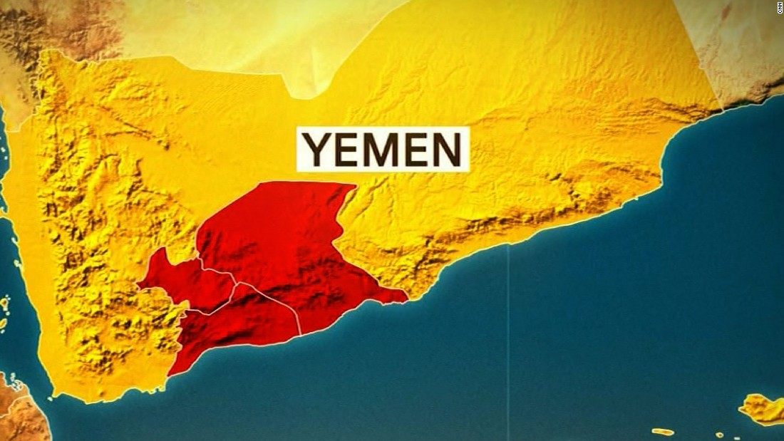 Location Of Yemen On World Map.Yemen Fast Facts Cnn