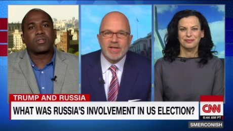 What was Russia's involvement in US election?_00020724