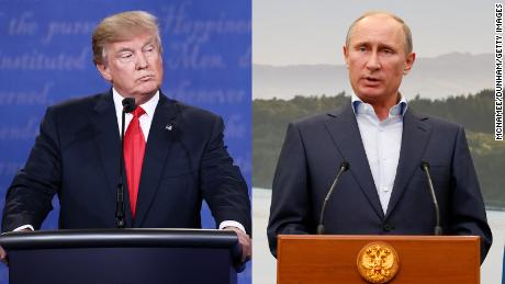 Trump on Putin: One tough cookie