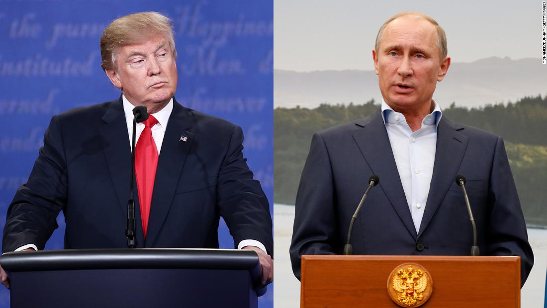 Helsinki summit between Trump and Putin runs long – Trending Stuff