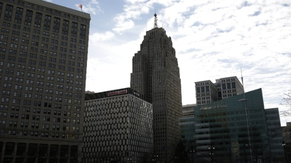 Detroit lands at No.3 in terms of 2015 murder rate.