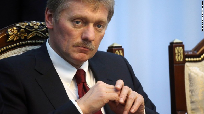 Putin spokesman on US-Russia relations
