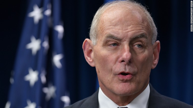 Who is John Kelly?