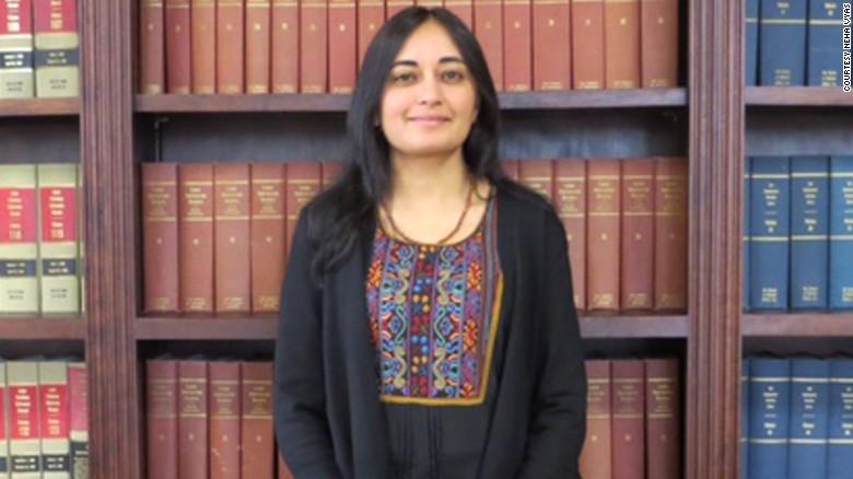 Neha Vyas Immigration Attorney Seattle Washington