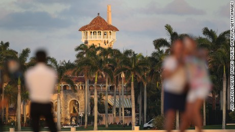 Facing soaring costs, Palm Beach officials ask Trump to pay up