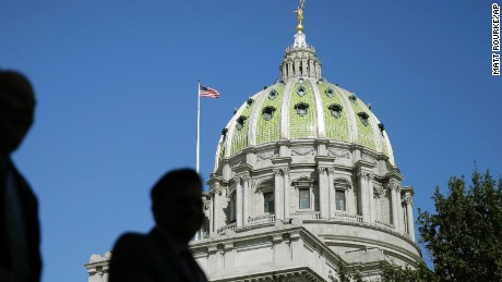 Pennsylvania Democrats hit with ransomware threat