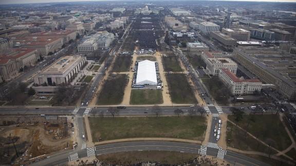 Barack Obama inauguration, 2013.