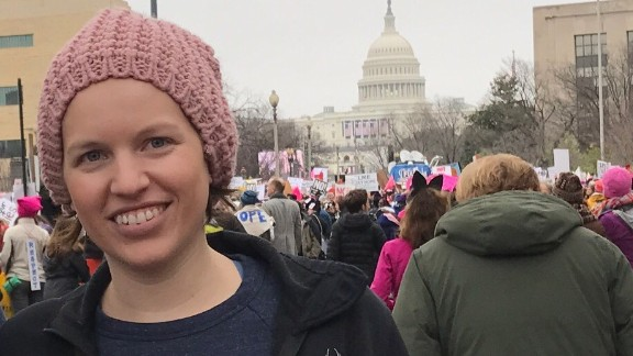 Alyson Leahy has been inspired to run for local office after the 2016 election.