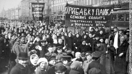 Remembering the Russian Revolution 100 years on