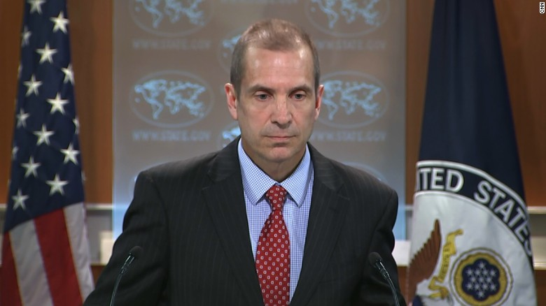 Toner: State Dept. voice heard loud and clear