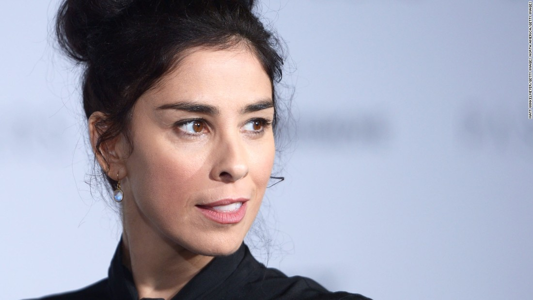 Sarah Silverman says she was fired from a movie for an old blackface sketch