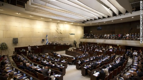 Israel's Knesset passed the law which is seen as a preventative measure against the boycott movement.
