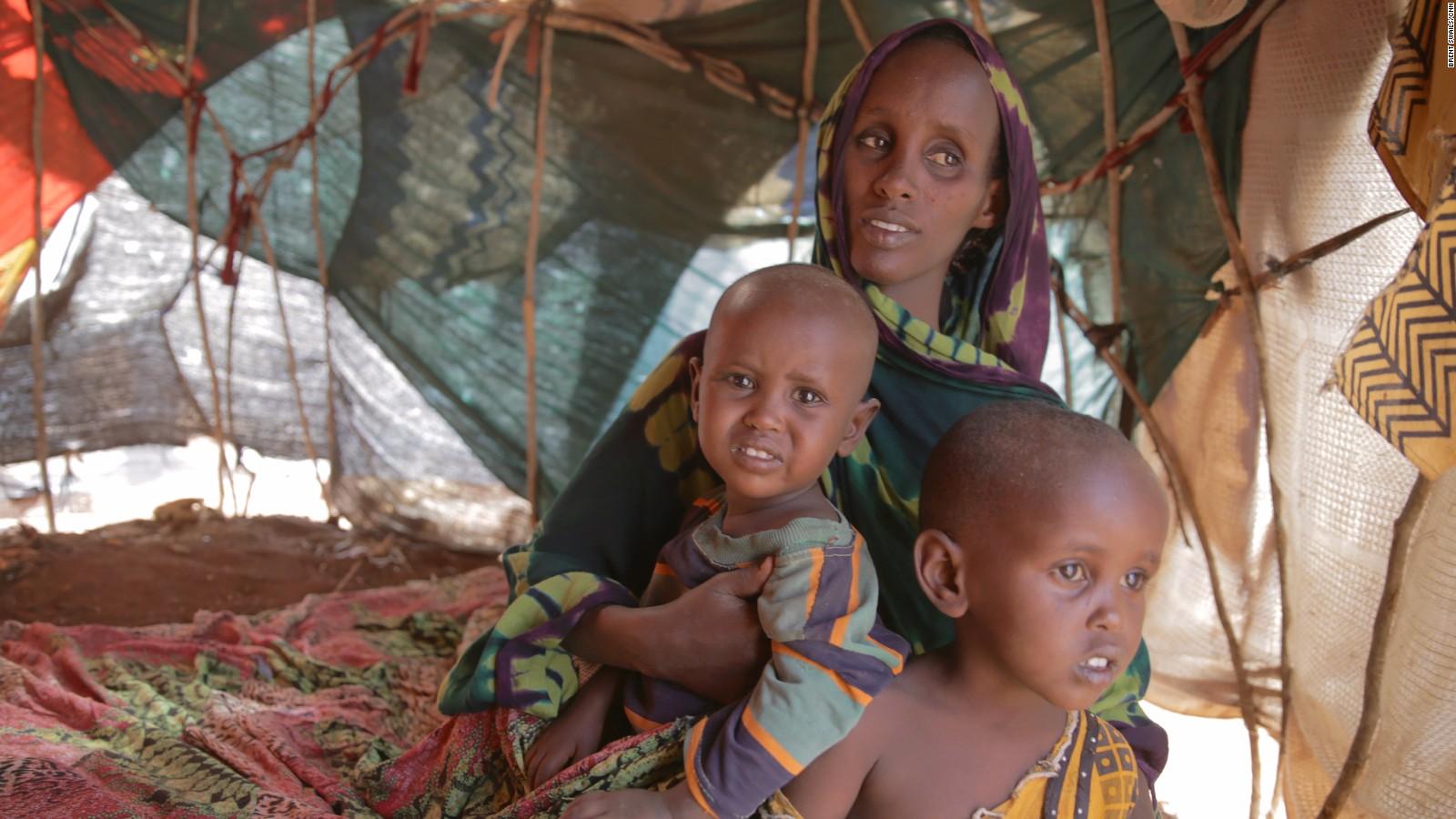 Risk of widespread famine looms over Somalia