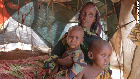 Risk of widespread famine looms over Somalia