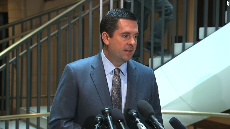 Nunes on wiretapping: Trump's new to politics