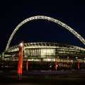 wembley stadium night