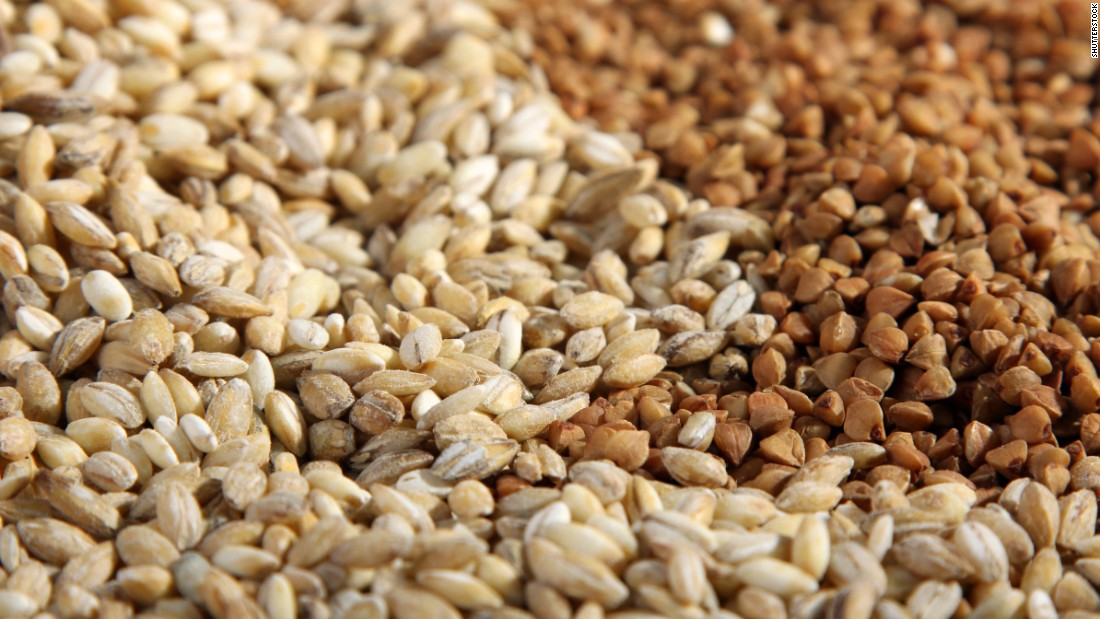 "Trying an unusual grain each week is another great way to pump up your fiber intake. Start by replacing white rice with brown, and you've added 3 grams. A cup of amaranth, an ancient seed, has 5 grams of fiber. Even better, a cup of dry bulgur has 26 grams. Quinoa has 3 grams of fiber and all nine essential amino acids, making it the ""perfect protein"" at 4 grams per serving."