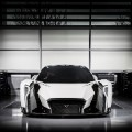 dendrobium electric supercar front