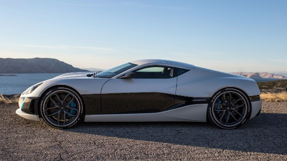 Croatia-based Rimac Motors has announced that it's Concept One 'hypercar' will be getting an upgrade in 2018.