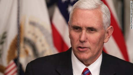 Mike Pence dodges question on wiretapping