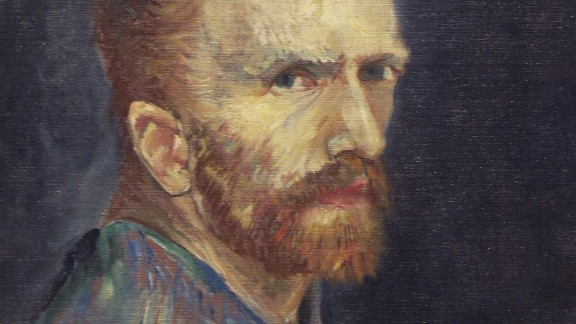 Vincent van Gogh battled severe depression, and famously cut off his own ear.