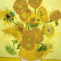 Sunflowers by Vincent van Gogh RESTRICTED