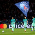 Barcelona disconsolate champions league first leg