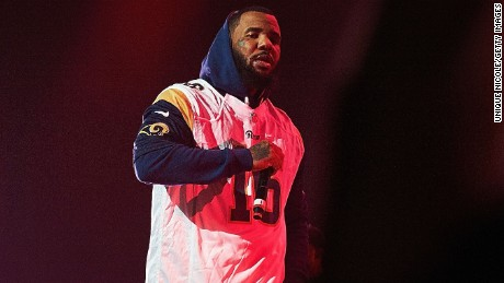 The Game performs on November 23, 2016 in Los Angeles.