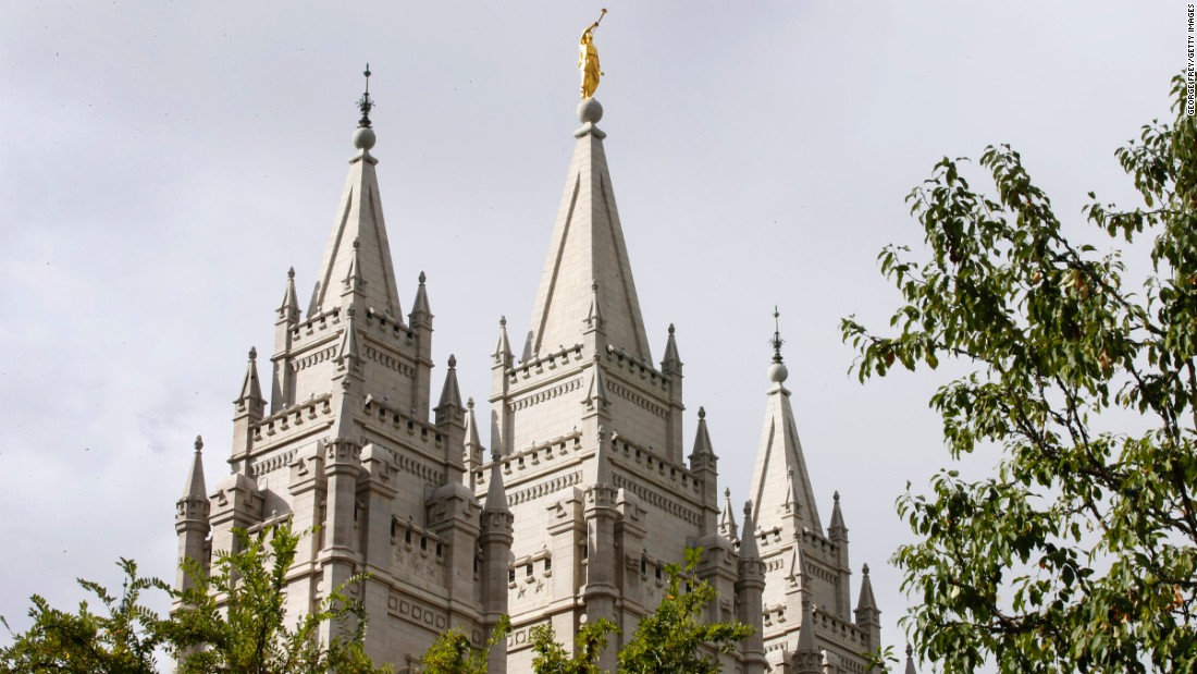 Mormons don't want you to call them Mormons anymore