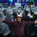 01 South Korea impeachment protests RESTRICTED