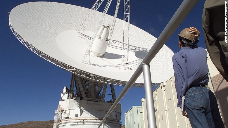 NASA locates missing spacecraft