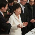 20 Park Geun-hye career RESTRICTED
