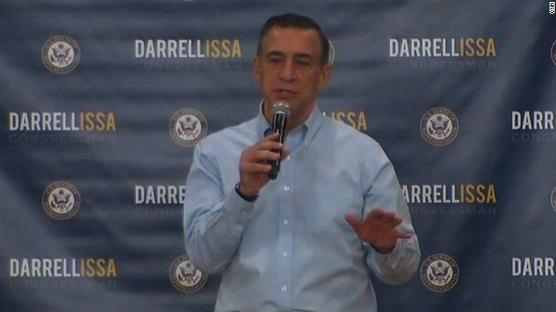 Darrell Issa faces tough crowd at town hall
