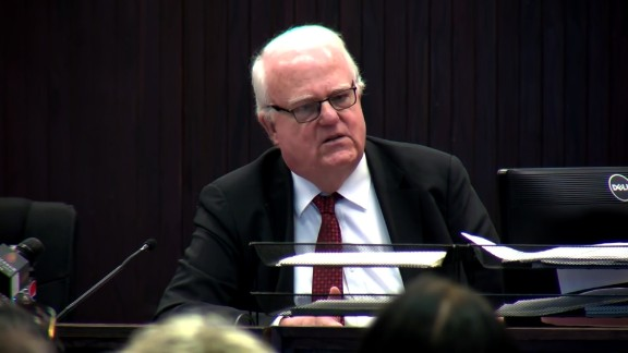 Rep. Jim Sensenbrenner at a town hall in 2017.