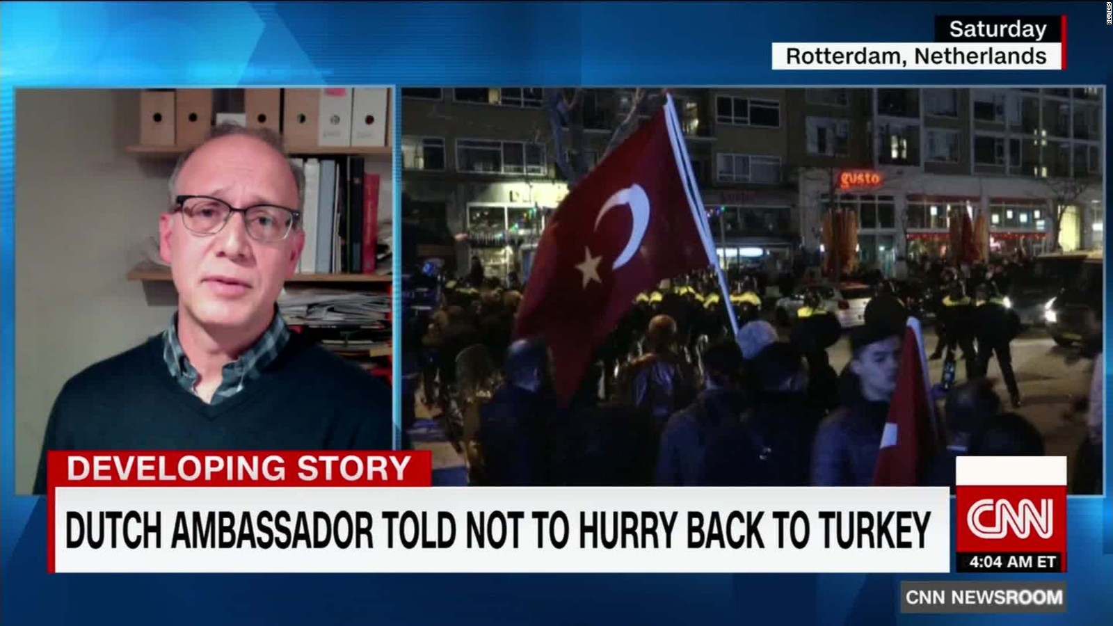 Tensions Rising Between Turkey Netherlands Before Dutch Elections Cnn