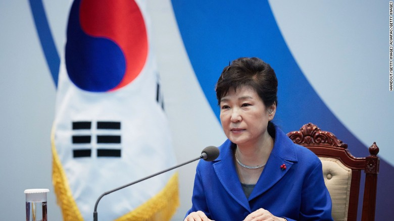South Korea deals with presidential ousting