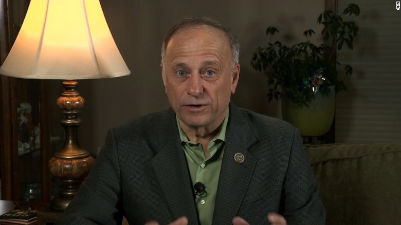 Rep. King: I meant exactly what I said