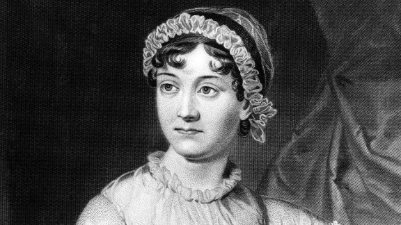 Portrait of Jane Austen (1775-1817) English novelist, whose works or romantic fiction. Dated 1810. (Photo by Universal History Archive/UIG via Getty Images)